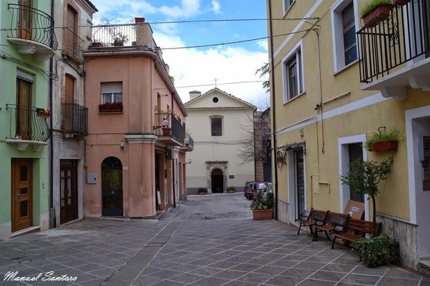 Guardiagrele, chiesa di Santa Chiara