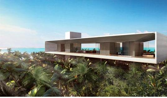 Muebles minimalistas for Construcciones minimalistas
