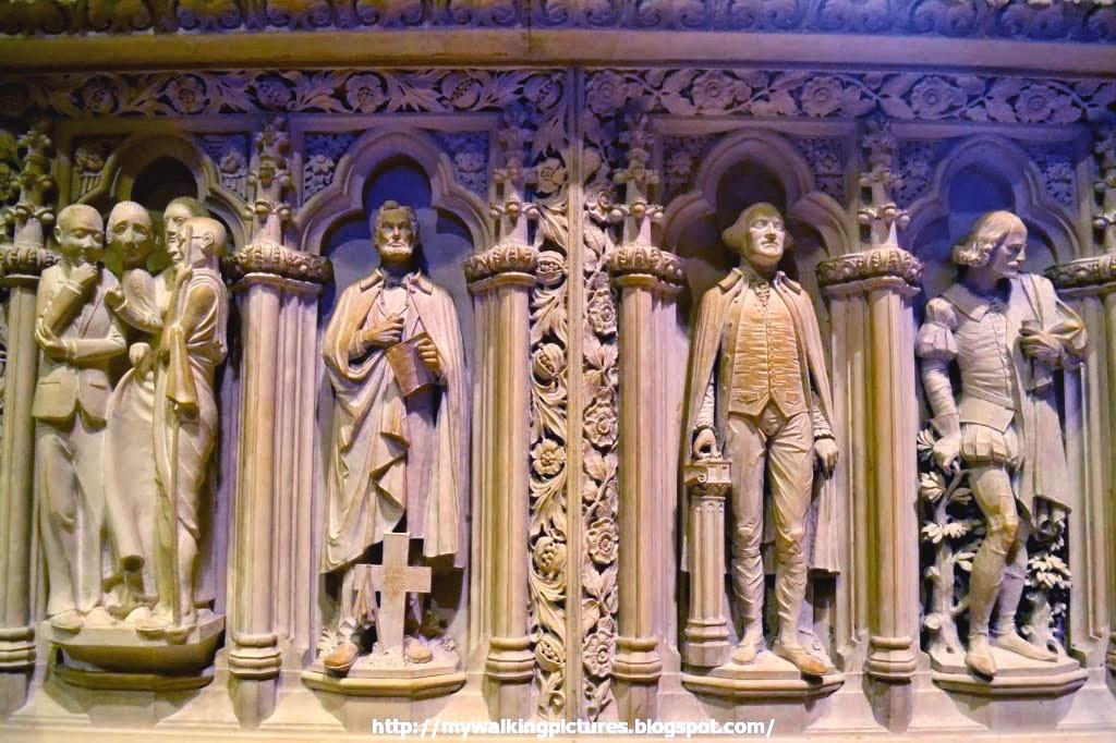 Big Apple Secrets: Peace fountain near Cathedral of Saint