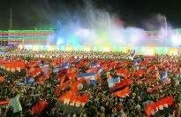 (Fotos) Nicaragua celebró el 35 aniversario de su Revolución rodeada de solidaridad