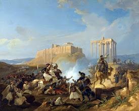 Η Μάχη της Αθήνας: Όταν οι Έλληνες έστειλαν βόλια στους Τούρκους στην Ακρόπολη