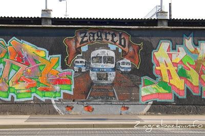 Graffiti - Hanuševa 2