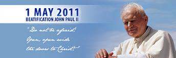 Website CHÂN PHƯỚC JOHN PAUL II