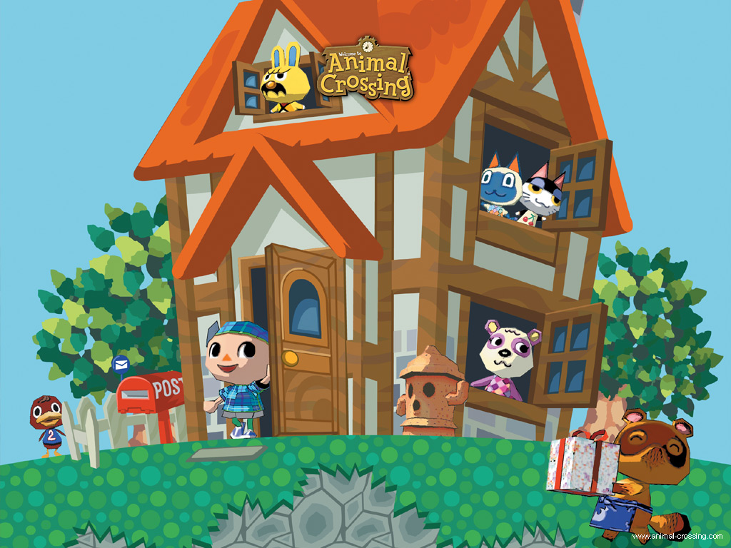Nintendo Selects Animal Crossing New Leaf