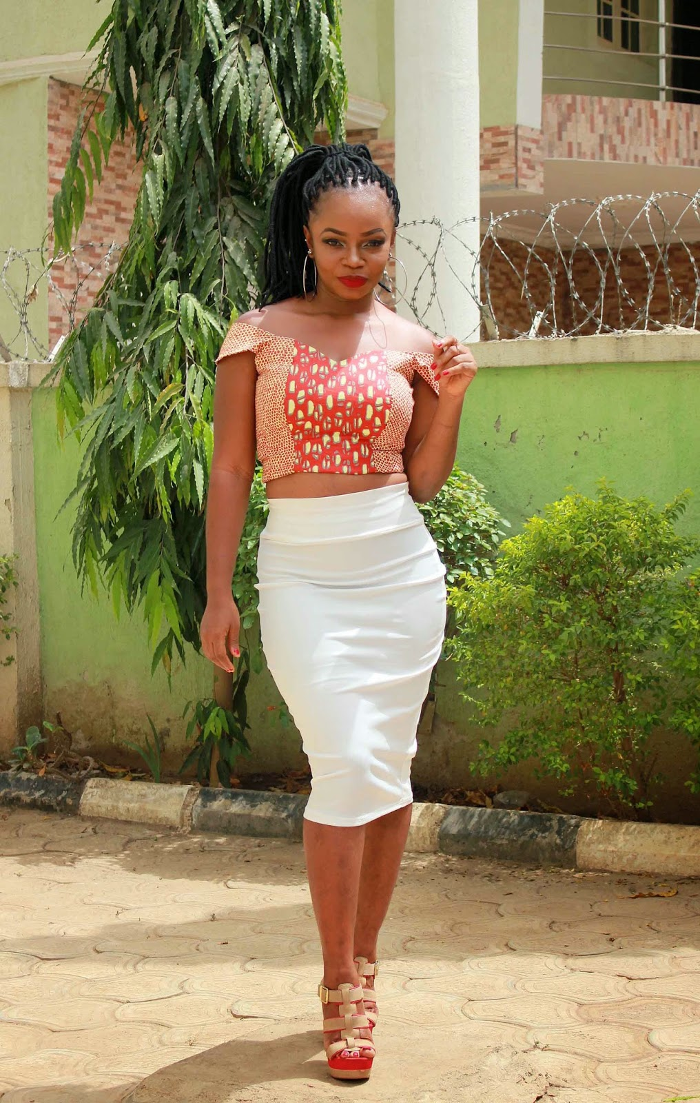 African Inspired - Woodin