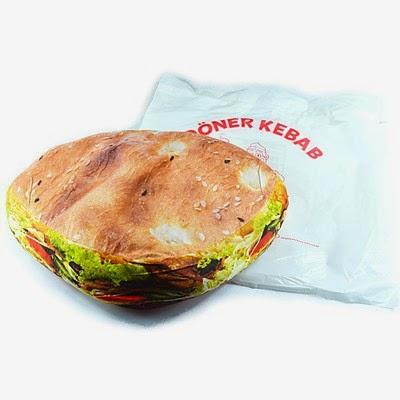 Cojín Kebab