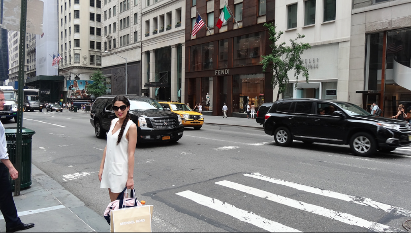 PAMELA VICTORIA EN NUEVA YORK - 5TA AVENIDA - FASHION BLOGGER - PAMELAVICTORIACOUTUREBLOG.BLOGSPOT.COM
