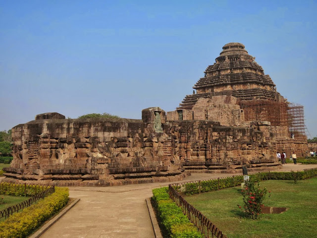 Sun Temple at Konark in Odisha