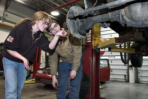Diesel Mechanic college courses reviews