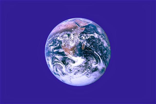 Jednotná vlajka planety Země?
