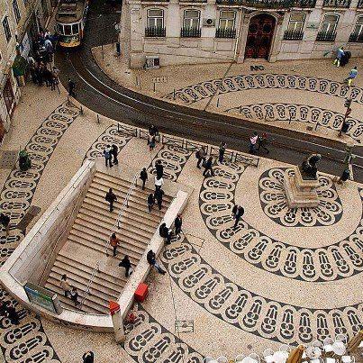 Portugal - Lisboa como nunca a viu Chiado
