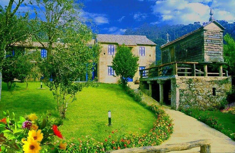 Turismo galicia - Casa de labranza ...