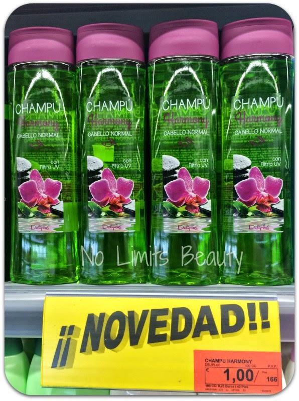 Champú Harmony Cabello Normal - Deliplús