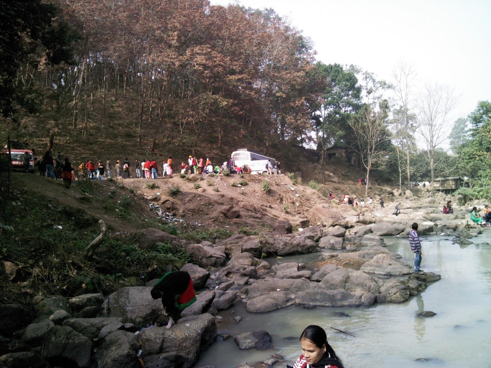 Picnic Place Picnic Place of Kaziranga