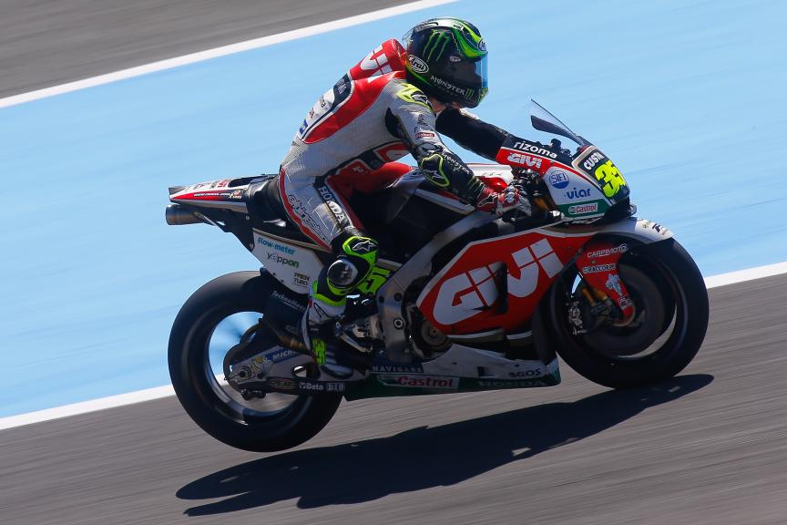 Frentubo in MOTO GP