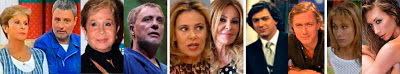 Lina Morgan, Joaquín Kremel, Ana Obregón, Pedro Rollán, Mónica Pont