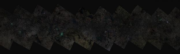 Veja a maior imagem já feita da Via Láctea
