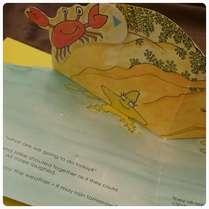 colin the grab book