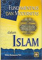 toko buku rahma: buku fundamentalis dan modernitas dalam islam, pengarang william montogomery watt, penerbit pustaka setia