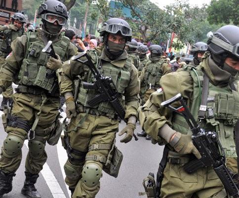 Batalion Infantri 752/VYS disiapkan menjadi batalion raider