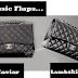 Testando a autenticidade de uma vintage Chanel bag