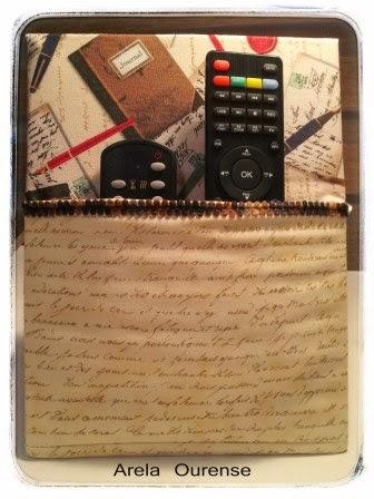 Arela ourense organizador de mandos costura - Organizador mandos a distancia ...