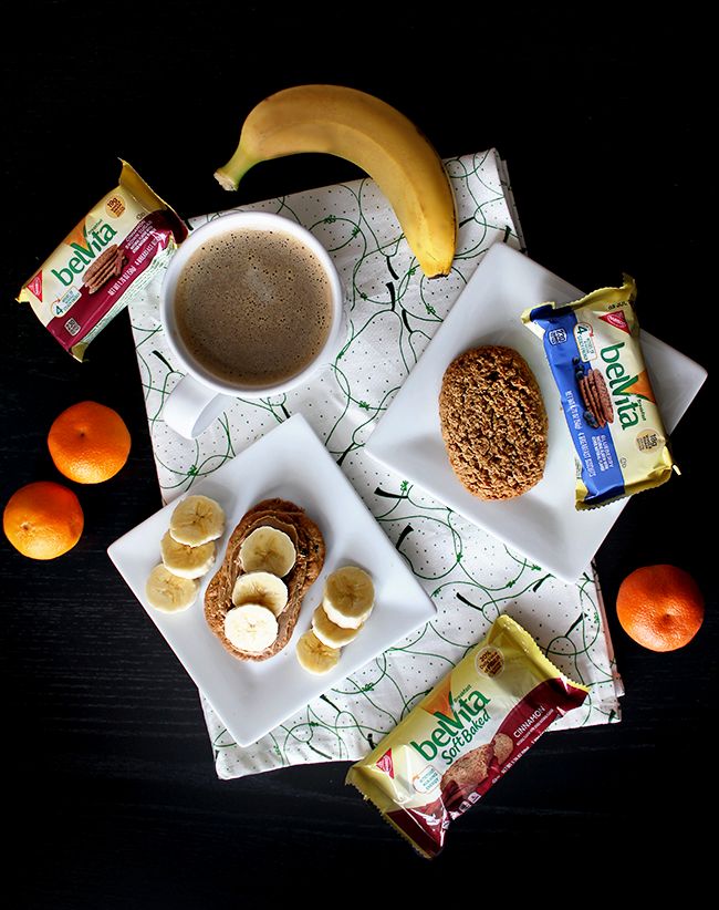 Win Your Morning with belVita Breakfast Biscuits