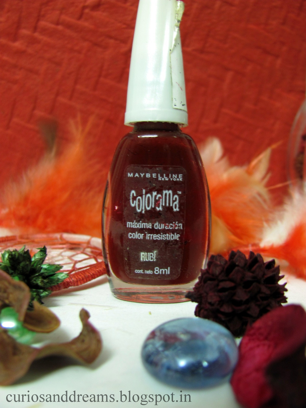 Maybelline Colorama Rubi review, Maybelline Colorama Rubi , colorama rubi review