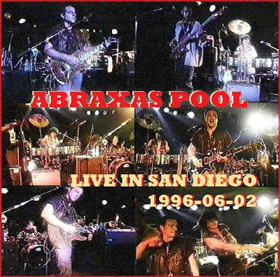 Abraxas Pool - Coach House - San Diego CA - June 2nd 1996 -