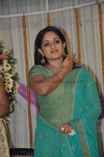 Kavya Madhavan in a Party