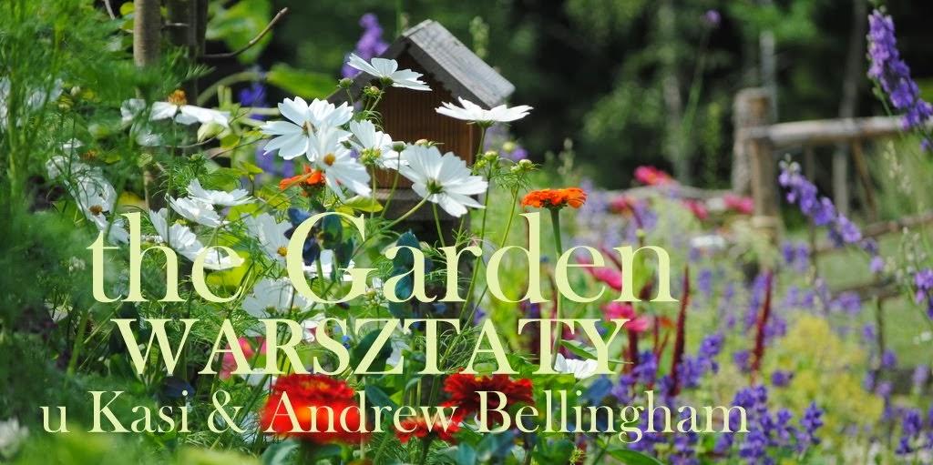 the Garden WARSZTATY u Kasi i Andrew Bellingham