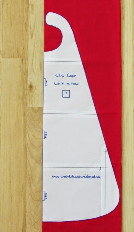 create kids couture free super cape pattern. Black Bedroom Furniture Sets. Home Design Ideas