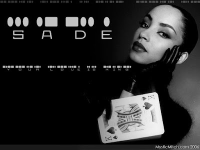 British Girl Sade Adu Wallpaper