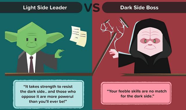 Star Wars: Light Side Leader vs. Dark Side Boss