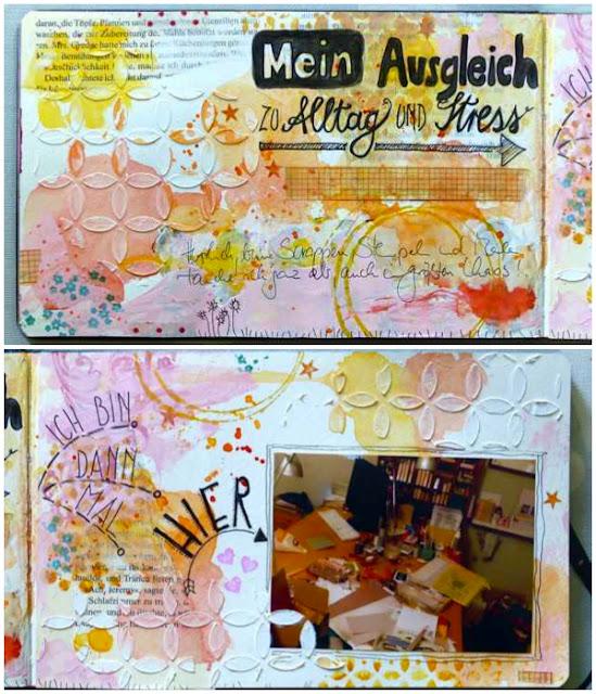 Projekt Ich | Journaling-Tutorial-Serie auf www.danipeuss.de