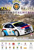XLIV Rally Costa de Almería 2018
