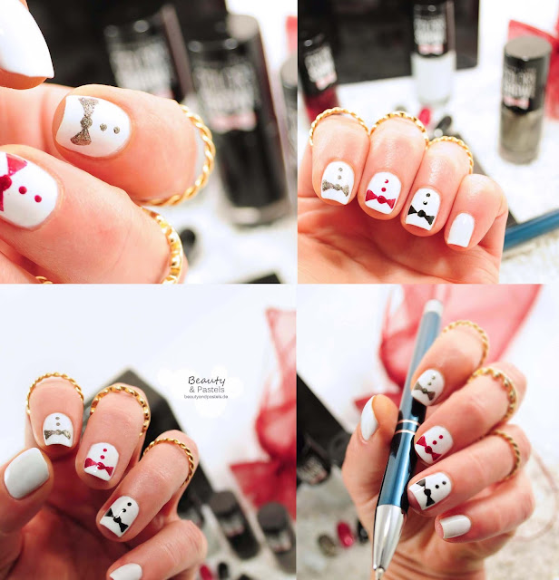 Naildesign Fliege