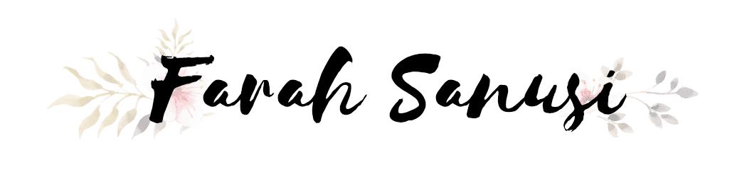 Blog Farah Sanusi