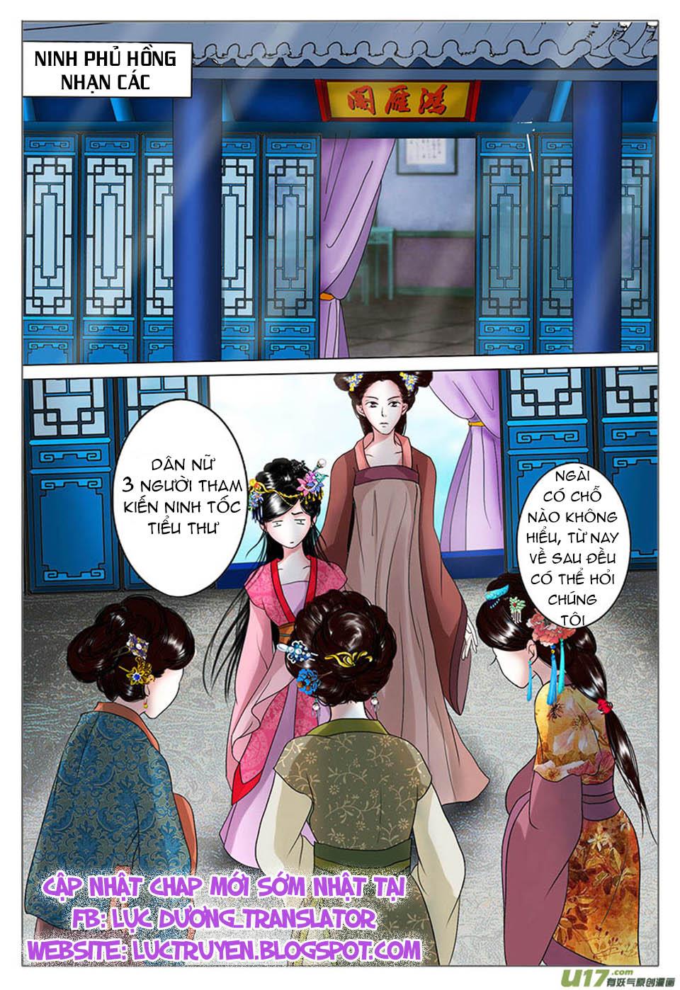 Tam Thiên Nhứ Chap 4 - Next Chap 5