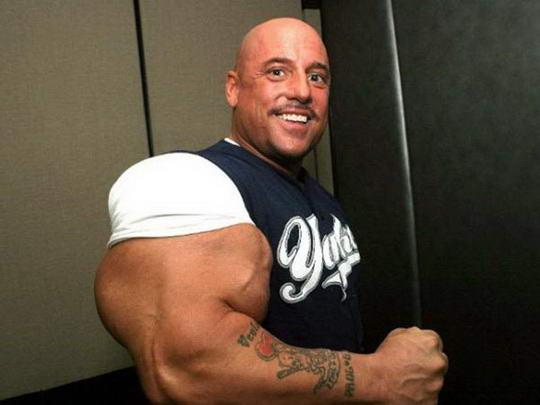 World's Biggest Body