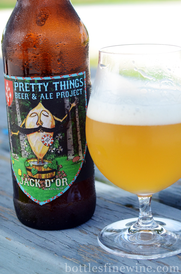 pretty things beer ale project jack d'or