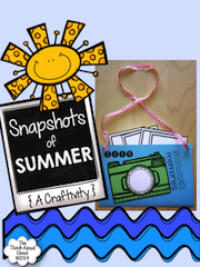 Snapshots of Summer Craftivity