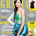 Deepika Padukone on Grazia Magazine February 2011