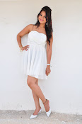 Ashwini latest sizzling photos in white-thumbnail-8