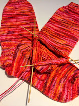 April's Workshop is Sock Knitting!
