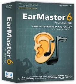 EarMaster Pro 6.1 Build 638PW