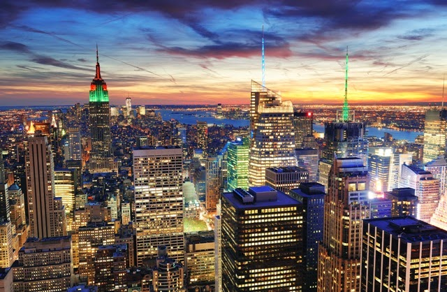 New York City, Top American Cities, Most Beautiful Cities