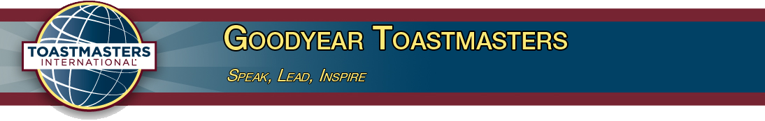 Goodyear Toastmasters