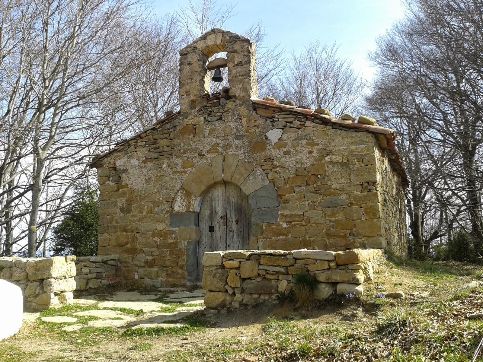 Santa Magdalena de Cambrils (El repte dels 100 cims)