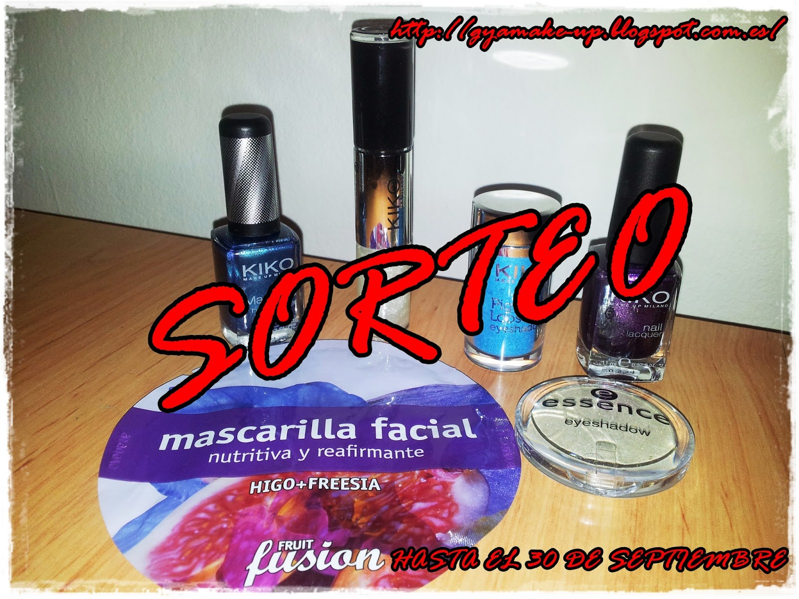 Sorteo up ¬ beauty